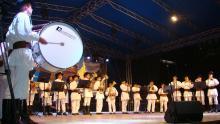 Fanfara Sinca Noua - Festivalul Cetatii Fagaras - 2013
